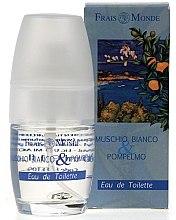 Parfums et Produits cosmétiques Frais Monde White Musk And Grapefruit - Eau de Toilette
