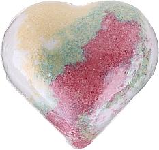 Parfums et Produits cosmétiques Bombe de bain effervescente Coeur - Naturally Sweet Bubble Bayh Heart