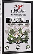 Parfums et Produits cosmétiques Poudre naturelle pour cheveux, Mahakanni - Le Erbe di Janas Bhringraj