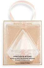 Parfums et Produits cosmétiques Éponge à maquillage - Makeup Revolution Precious Stone Diamond Blender&Case