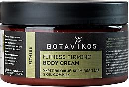 Parfums et Produits cosmétiques Crème raffermissante avec complexe de 5 huiles pour corps - Botavikos Fitness Body Cream