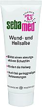 Parfums et Produits cosmétiques Pommade cicatrisante à l'huile de jojoba - Sebamed Wund- und Heilsalbe