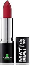 Parfums et Produits cosmétiques Rouge à lèvres mat à l'aloe vera - Bell Royal Mat Lipstick