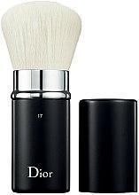 Parfums et Produits cosmétiques Pinceau kabuki rétractable n°17 - Dior Backstage Kabuki Brush