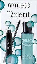 Parfums et Produits cosmétiques Kit yeux - Artdeco Multi Talent (mascara/10ml + démaquillant yeux/50ml)