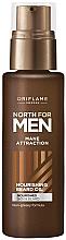 Parfums et Produits cosmétiques Huile à l'huile de cèdre pour barbe - Oriflame North For Men