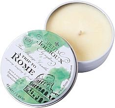 Parfums et Produits cosmétiques Bougie de massage,pamplemousse et bergamote - Petits JouJoux Mini A Trip To Rome