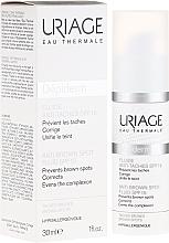 Parfums et Produits cosmétiques Fluide anti-taches brunes hypoallergénique pour visage - Uriage Depiderm Anti-Brown Spot Fluid SPF15