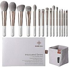 Parfums et Produits cosmétiques Kit pinceaux de maquillage, 15 pcs - Eigshow Beauty Intoxicated Gentle Wind Brush Set
