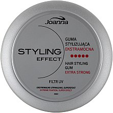 Parfums et Produits cosmétiques Cire coiffante fixation extra forte - Joanna Styling Effect Hair Styling Gum Extra Strong