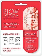 Parfums et Produits cosmétiques Patchs hydrogel anti-rides contour des yeux - Biologica Collagen