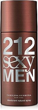 Carolina Herrera 212 Sexy Men - Déodorant pour homme — Photo N1