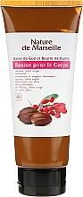 Parfums et Produits cosmétiques Baume aux baies de goji et au beurre de karité pour le corps - Nature de Marseille