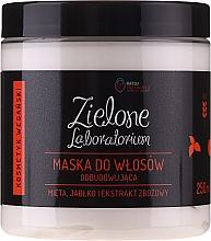 Parfums et Produits cosmétiques Masque au jus de pomme pour cheveux - Zielone Laboratorium