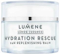 Parfums et Produits cosmétiques Baume à la sève de bouleau pour visage - Lumene Lahde Hydration Rescue 24H Nourishing Balm