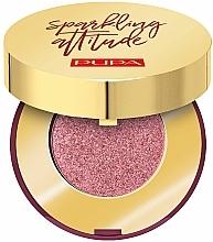 Parfums et Produits cosmétiques Fard à paupières - Pupa Sparkling Attitude Multi-reflection Eyeshadow