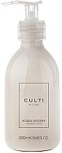 Parfums et Produits cosmétiques Culti Milano Acqua Leggera - Lotion hydratante à l'arôme d'agrumes pour mains et corps