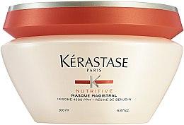 Parfums et Produits cosmétiques Masque au résine de benjoin pour cheveux - Kerastase Nutritive Masque Magistral