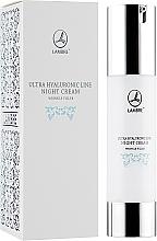 Parfums et Produits cosmétiques Crème de nuit à l'acide hyaluronique - Lambre Ultra Hyaluronic