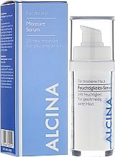 Parfums et Produits cosmétiques Sérum hydratant pour visage - Alcina T Moisture Serum