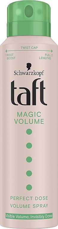 Spray fixant pour cheveux - Taft Magic Volume
