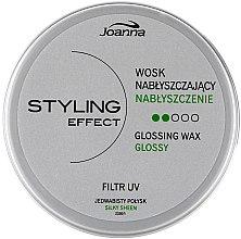 Parfums et Produits cosmétiques Cire pour cheveux effet brillant - Joanna Styling Effect Glossing Wax