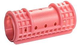 Parfums et Produits cosmétiques Bigoudis magnétiques 28/65 mm, rose - Ronney Hollow Magntic Rollers