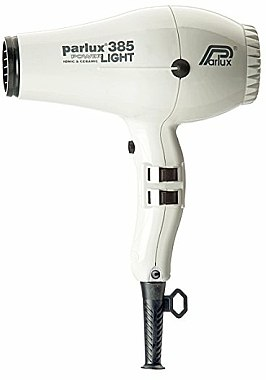 Sèche-cheveux - Parlux Dryer Power Light 385 White — Photo N1