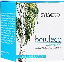 Parfums et Produits cosmétiques Suspension à l'extrait d'écorce de bouleau pour cheveux - Sylveco Betuleco