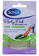 Parfums et Produits cosmétiques Coussinets en gel pour talons - Scholl Party Feet Heel Cushions