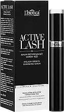 Parfums et Produits cosmétiques Sérum accélérant la croissance des cils et sourcils - L'biotica Active Lash