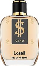 Parfums et Produits cosmétiques Lazell $ For Men - Eau de Toilette