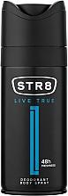 Parfums et Produits cosmétiques STR8 Live True - Déodorant spray