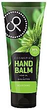 Parfums et Produits cosmétiques Baume à l'huile de chanvre pour mains - Cosmepick Hand Balm Hemp Oil&Shea Butter