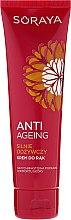 Parfums et Produits cosmétiques Crème à l'huile d'argan et coton pour mains - Soraya Anti-Ageing Hand Cream