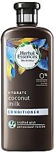 Parfums et Produits cosmétiques Après-shampooing au lait de noix de coco - Herbal Essences Coconut Milk Conditioner