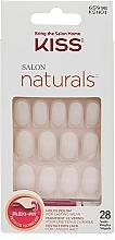 Parfums et Produits cosmétiques Kit faux ongles, 28 pcs - Kiss Salon Flexi-Fit Patented Technology Nails