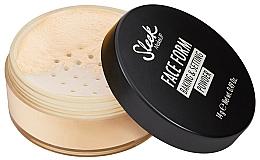 Parfums et Produits cosmétiques Poudre libre pour visage - Sleek MakeUP Face Form Baking & Setting Powder