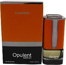 Parfums et Produits cosmétiques Al Haramain Opulent Saffron - Eau de Parfum