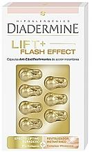Parfums et Produits cosmétiques Capsules au complexe de vitamines pour visage - Diadermine Lift+ Flash Effect Capsules