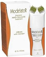 Parfums et Produits cosmétiques Crème amincissante avec embout massant - Catalysis Modelator Anti-Cellulite Cream