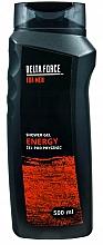 Parfums et Produits cosmétiques Gel douche - Pharma CF Delta Force For Men Energy Shower Gel
