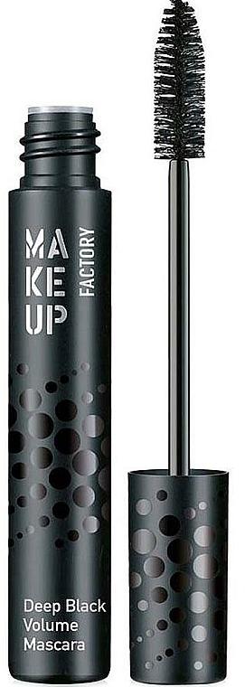 Mascara volumisant - MuF Deep Black Volume Mascara — Photo N1