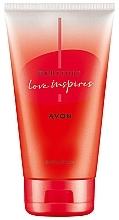 Parfums et Produits cosmétiques Avon Herstory Love Inspires - Lotion parfumée pour corps