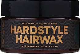 Parfums et Produits cosmétiques Cire coiffante - Waterclouds Hardstyle Hairwax