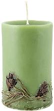 Parfums et Produits cosmétiques Bougie parfumée, Fraîcheur des montagnes - Bulgarian Rose Aromatherapy Candle Mountain Fresh