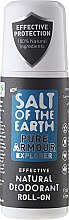 Parfums et Produits cosmétiques Déodorant roll-on - Salt of the Earth Pure Armour Explore Roll-On Deo