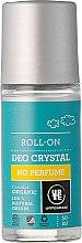 Parfums et Produits cosmétiques Déodorant roll-on bio sans parfum - Urtekram Deo Crystal No Perfume