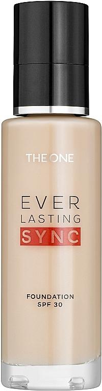 Fond de teint - Oriflame The One Everlasting Sync SPF 30