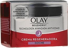 Parfums et Produits cosmétiques Crème de nuit à l'extrait de thé vert - Olay Regenerist Regenerating Night Cream